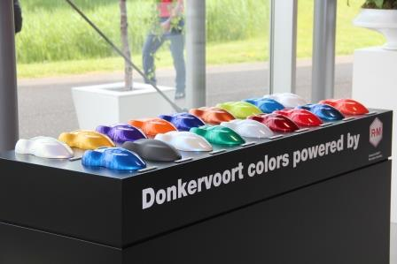 Donkervoort Color collection Copie