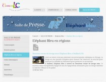Eléphant Bleu en régions : une nouvelle rubrique à découvrir