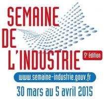 [AGENDA] Semaine de l'Industrie : du 30 mars au 5 avril